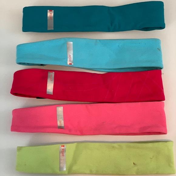 Zella Accessories - Set of 5 Zella Headbands